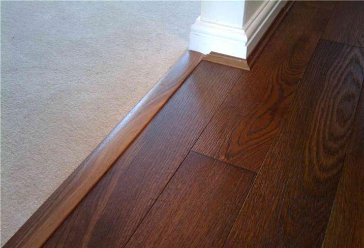 Solid Wood Floor And Beading